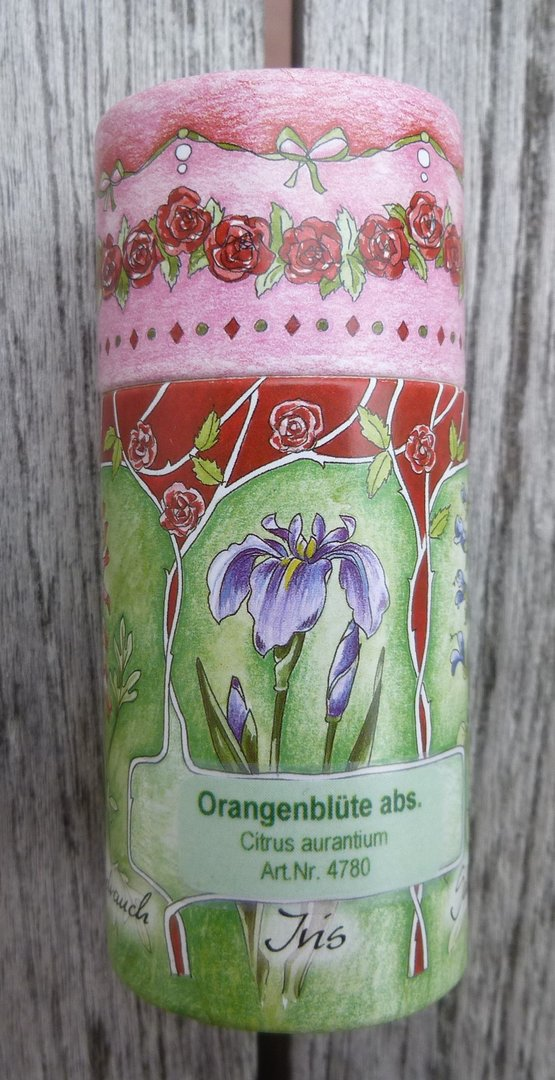 Orangenblüten Absolue 100 % 1 ml