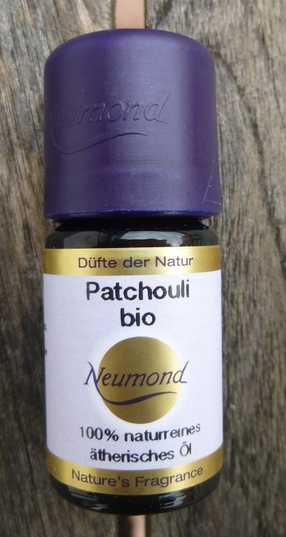 Patchouli bio 5 ml